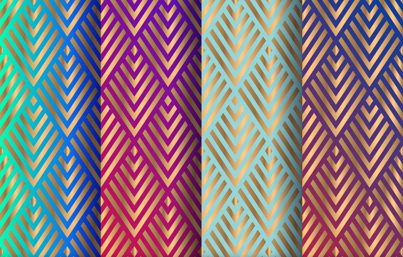 Photo wallpaper line, background, gold, pattern, ornament, background, pattern, floral, seamless, Ornament