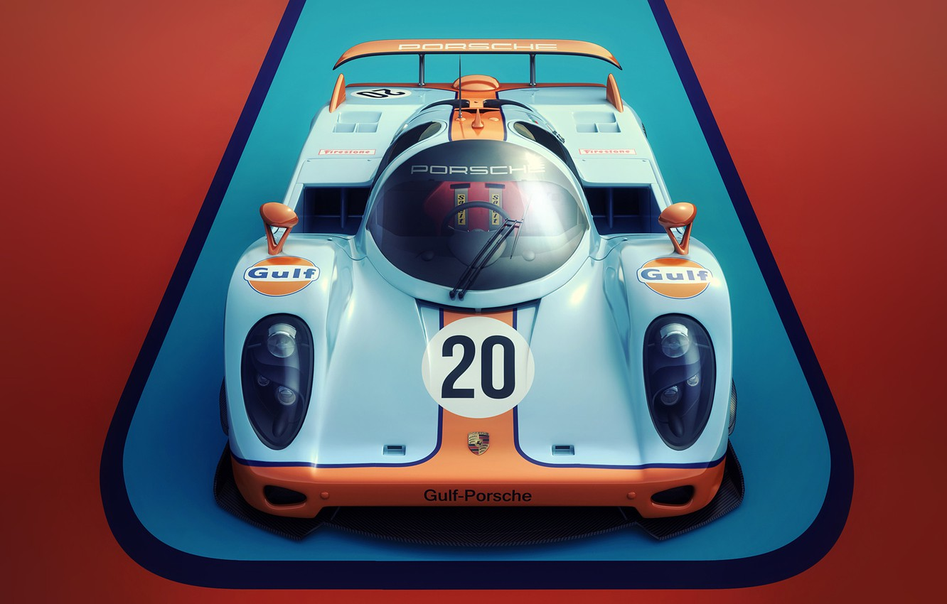 Photo wallpaper Auto, The Mans, Sport, Machine, Race, Render, Rendering, 24 Hours of Le Mans, 24 hours …