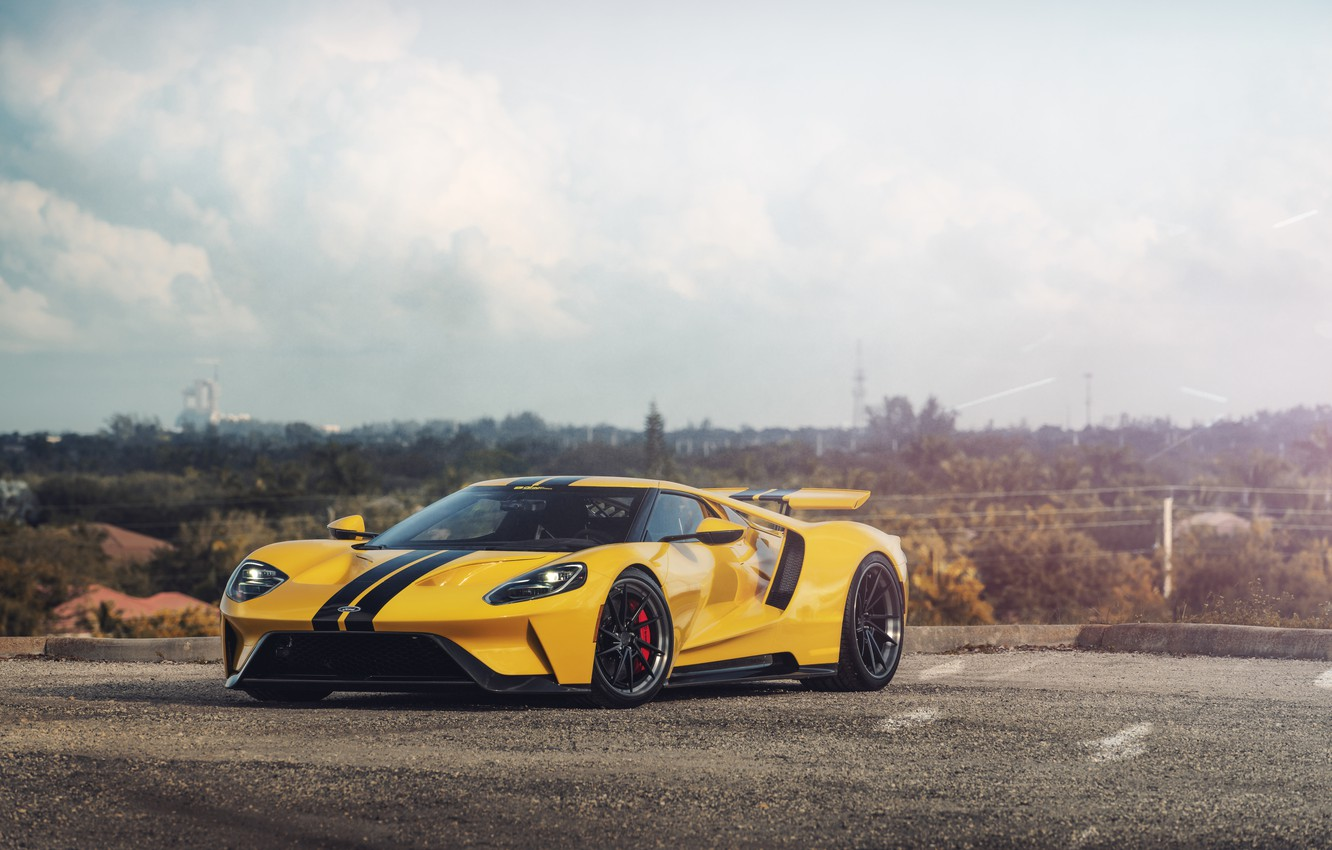 Photo wallpaper Ford, Wheels, ANRKY, AN33