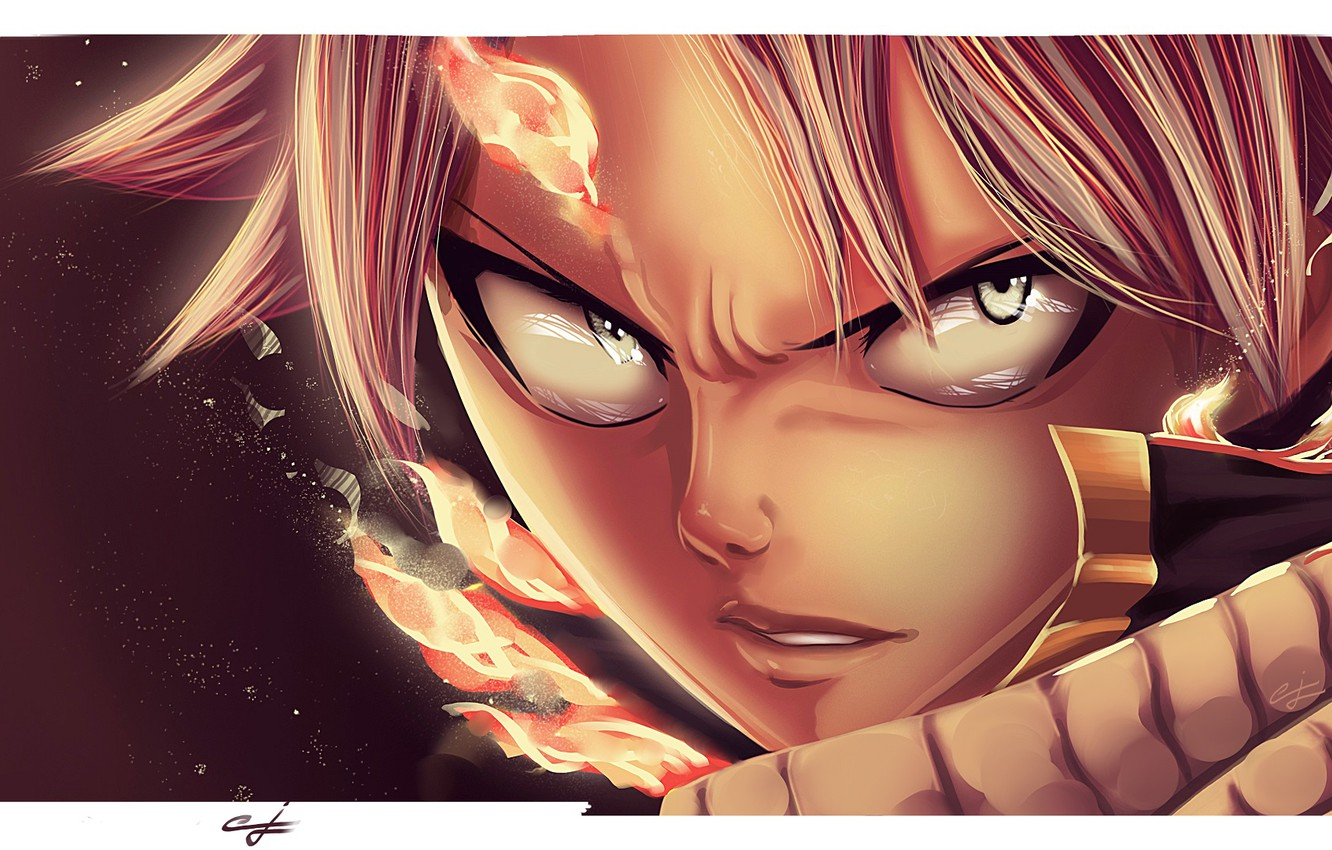 Wallpaper Guy Fairy Tail Natsu Dragneel Fairy Tail Images