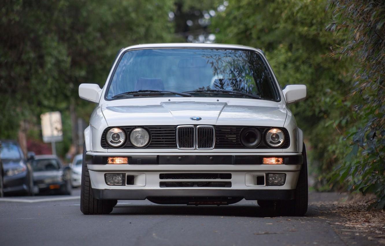 Photo wallpaper BMW, E30, 3-Series, 325X
