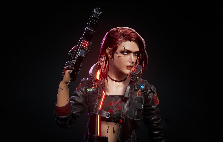 Photo wallpaper rpg, video game, night city, CD Projekt RED, Cyberpunk 2077, Cyberpunk