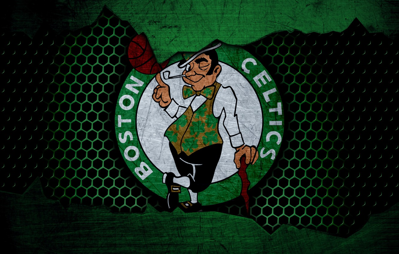 Wallpaper Wallpaper Sport Logo Basketball Nba Boston Celtics Images For Desktop Section Sport Download