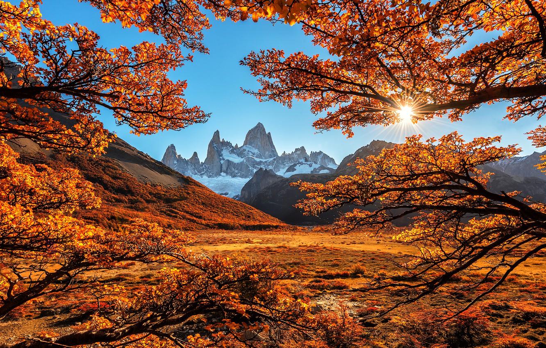 Wallpaper Autumn Mountains Italian Landscape Images For Desktop