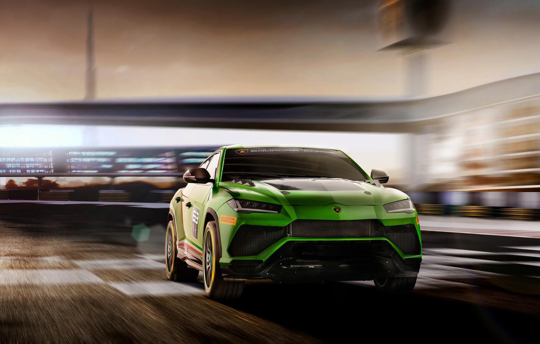 Photo wallpaper Concept, speed, Lamborghini, Urus, 2019, ST-X