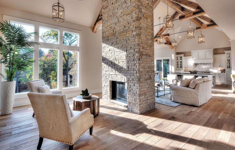 wallpaper villa interior kitchen fireplace living room luxury rh goodfon com