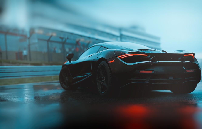 Photo wallpaper McLaren, Auto, Machine, Rendering, Sports car, Game Art, 720S, McLaren 720S, Transport & Vehicles, by …