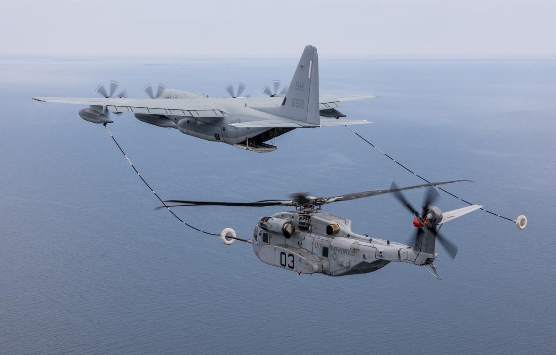 Photo wallpaper United States, Maryland, CH-53K King Stallion