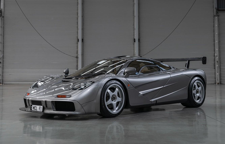 Photo wallpaper supercar, Great Britain, McLaren F1 LM, LM Spec, 1 of 5