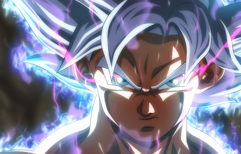 Photo wallpaper Wallpaper, Goku, Ultra Instinct Goku