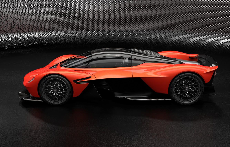 Photo wallpaper Aston Martin, hypercar, Valkyrie, 2019