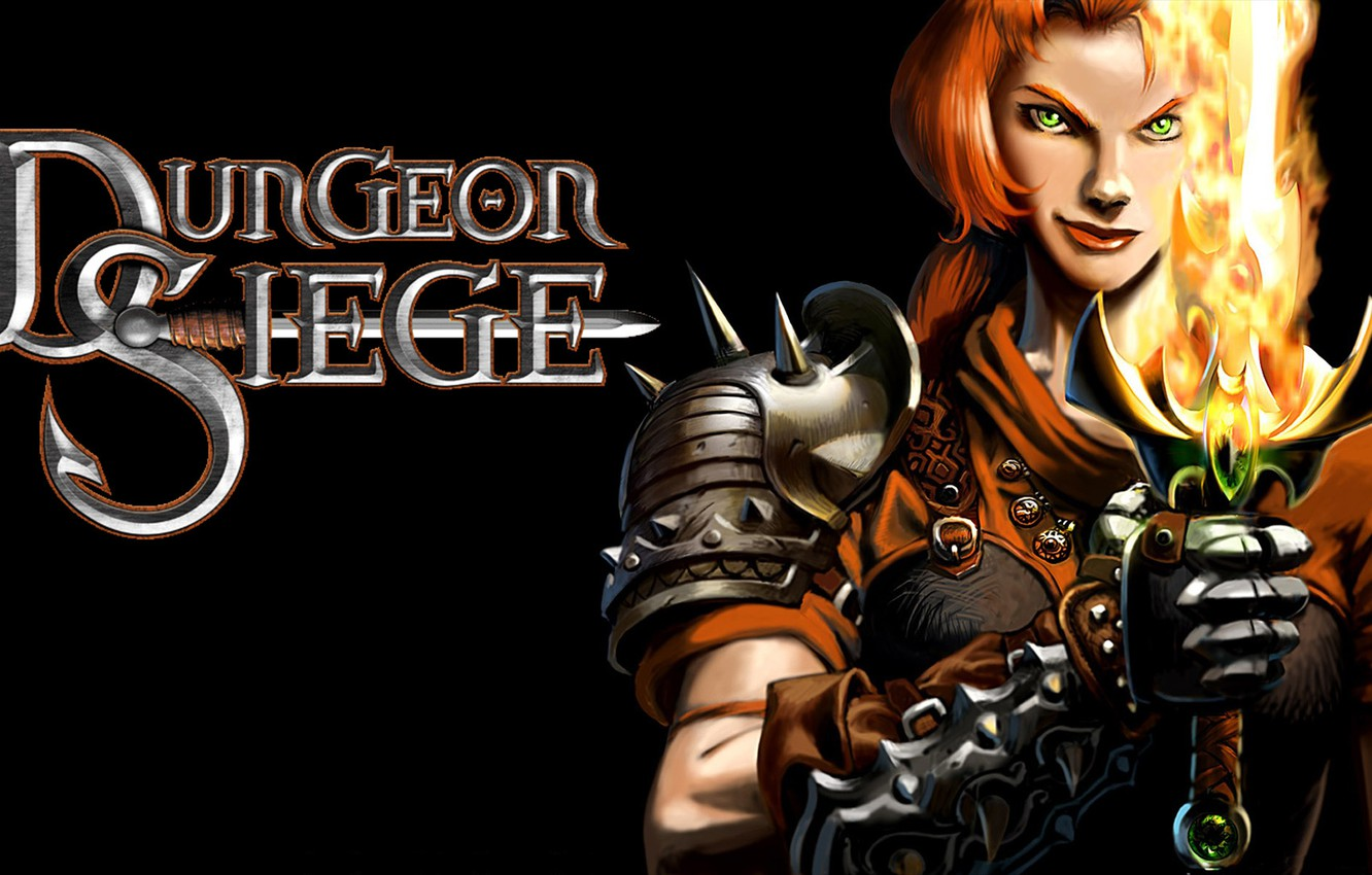 Photo wallpaper game, the game, Action, RPG, dungeon siege, Lady Montbarron, Legends of Aranna, Kingdom of Ehb