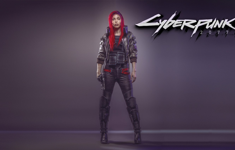 Photo wallpaper Girl, The game, Art, Cyborg, CD Projekt RED, Cyberpunk 2077, Cyberpunk, Cyberpunk, Cyberpunk 2077, Cyborgs, …