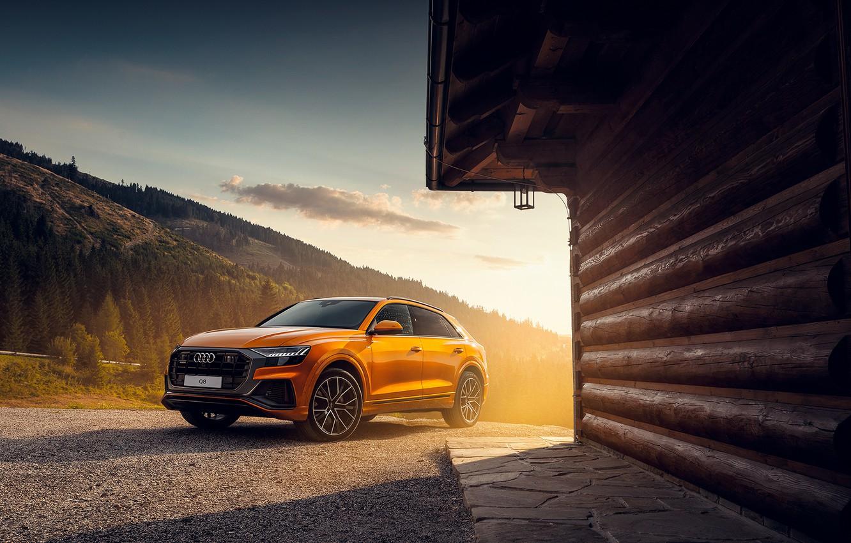 Photo wallpaper Audi, car