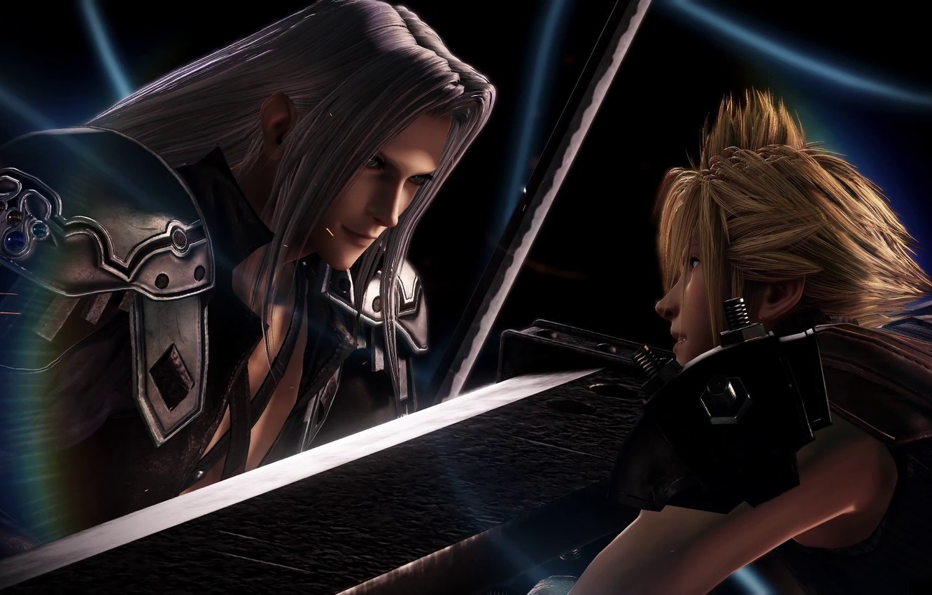Wallpaper The Opposition Guys Two Dissidia Final Fantasy Nt
