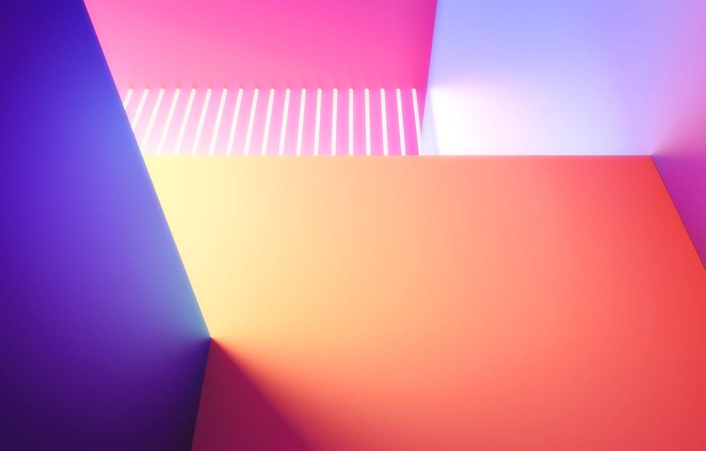Photo wallpaper texture, Background, geometry