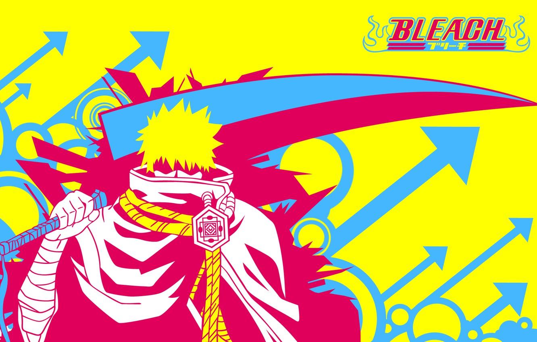 Photo wallpaper sword, Bleach, Bleach, Ichigo Kurosaki, zanpakutō