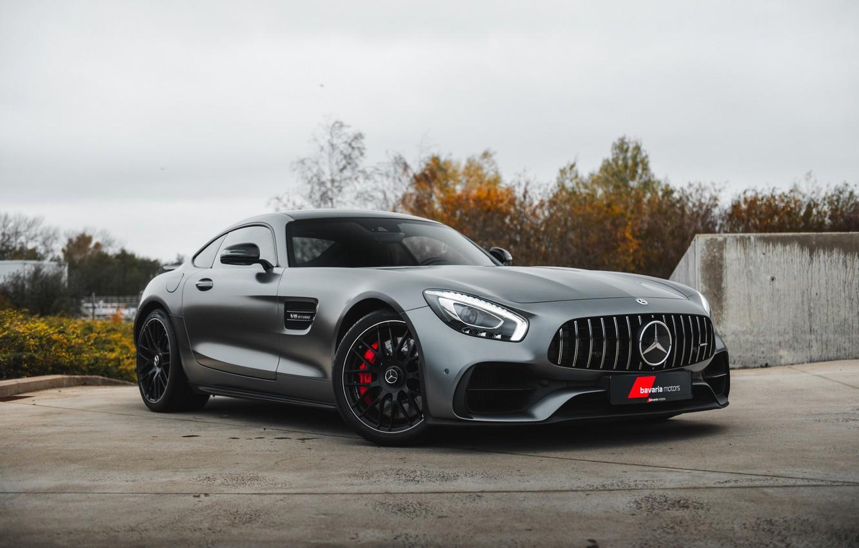 Photo wallpaper AMG, Mercedes - Benz, GTS, Mercedes AMG - GT S, AMGGTS