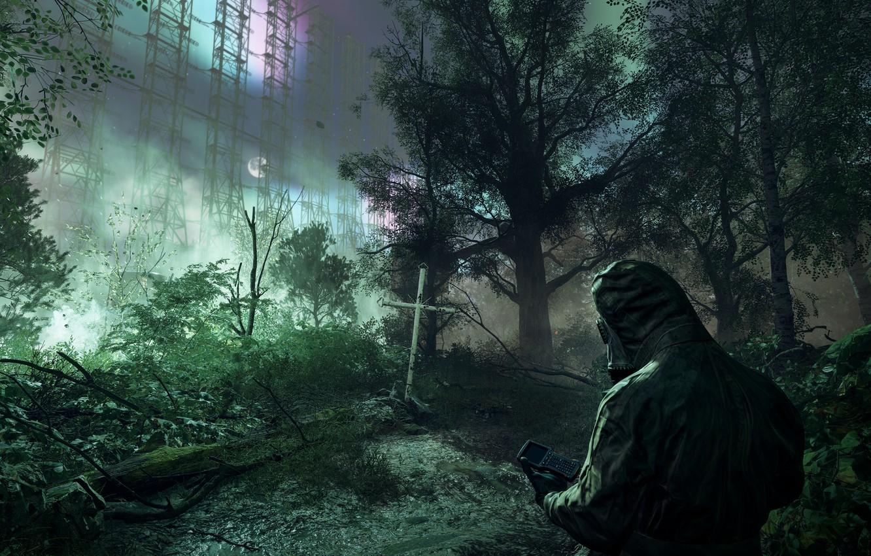 Photo wallpaper game, Chernobyl, Stalker, The Farm 51, 2019, Chernobylite