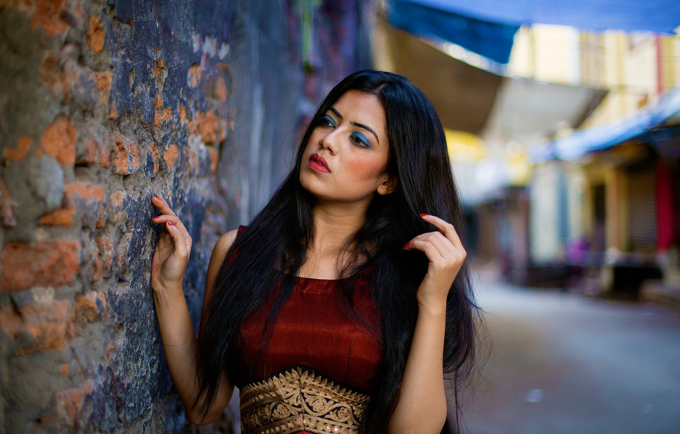Wallpaper Girl Hot Model Indian Photoshoot Images For