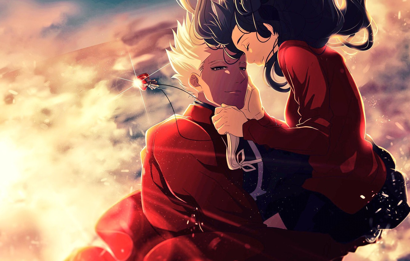 Wallpaper Rin Archer Fate Stay Night Fate Stay Night Images