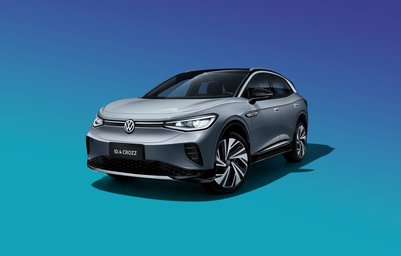 Photo wallpaper China, Volkswagen, 2020, CUV, ID.4 Crozz Prime