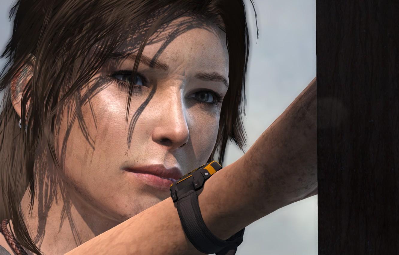 Photo wallpaper Tomb Raider, Square Enix, Lara Croft, 21:9, UltraWide