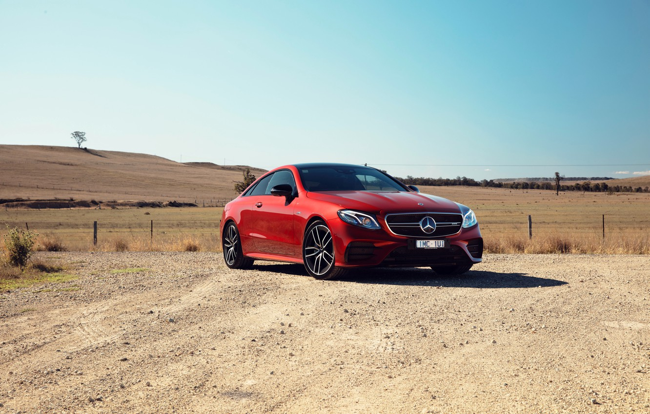 Photo wallpaper coupe, Mercedes, E-class, Mercedes, AMG, Coupe, C238