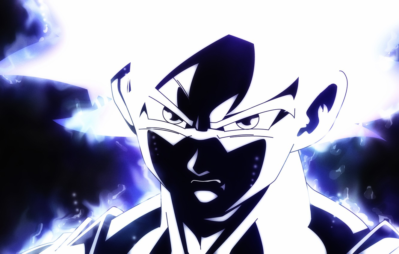 Wallpaper Goku Dragon Ball Ultra Instinct Perfected