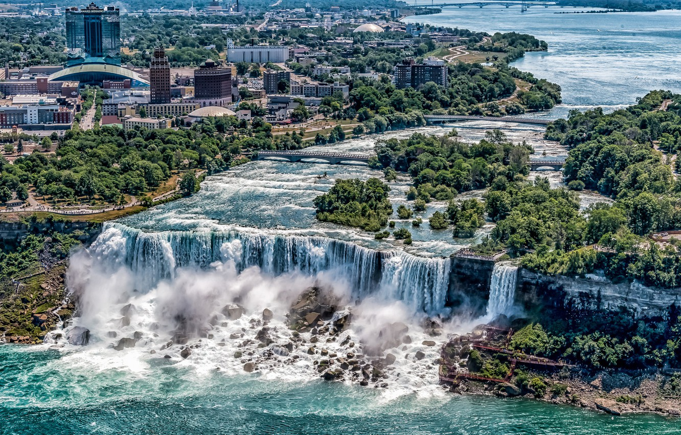Wallpaper United States New York Niagara Falls Images For