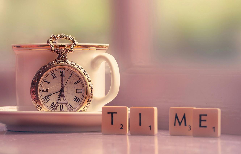 Wallpaper Time Clock Inscription Mug Images For Desktop