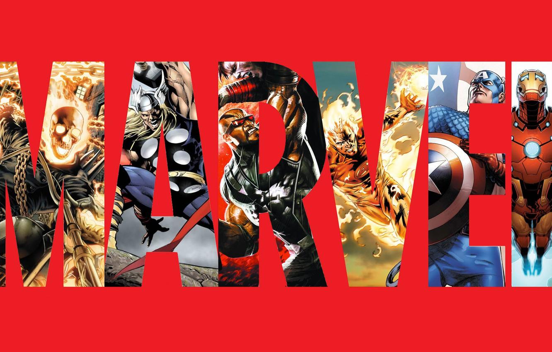 Photo wallpaper Fire, Glasses, Chain, Heroes, Costume, Helmet, Hammer, Ghost Rider, Ghost rider, Logo, Heroes, Fire, Superheroes, …