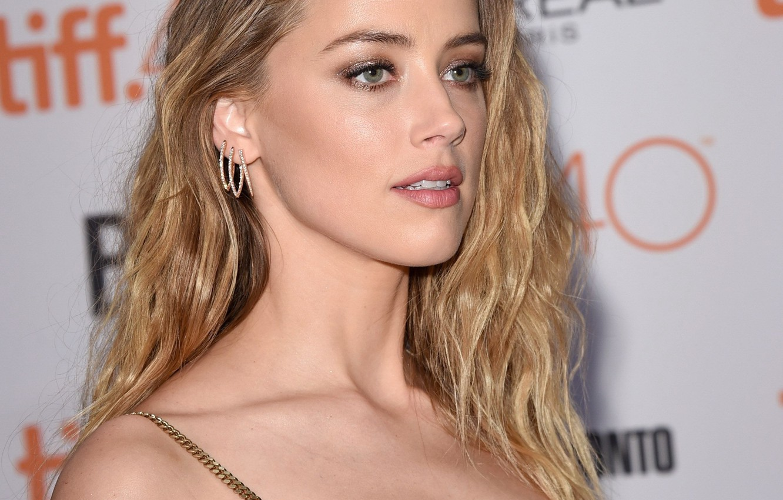 Photo wallpaper girl, actress, beauty, girl, Amber Heard, Amber Heard