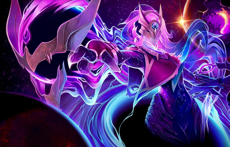 Wallpaper Space League Of Legends Kindred Images For Desktop