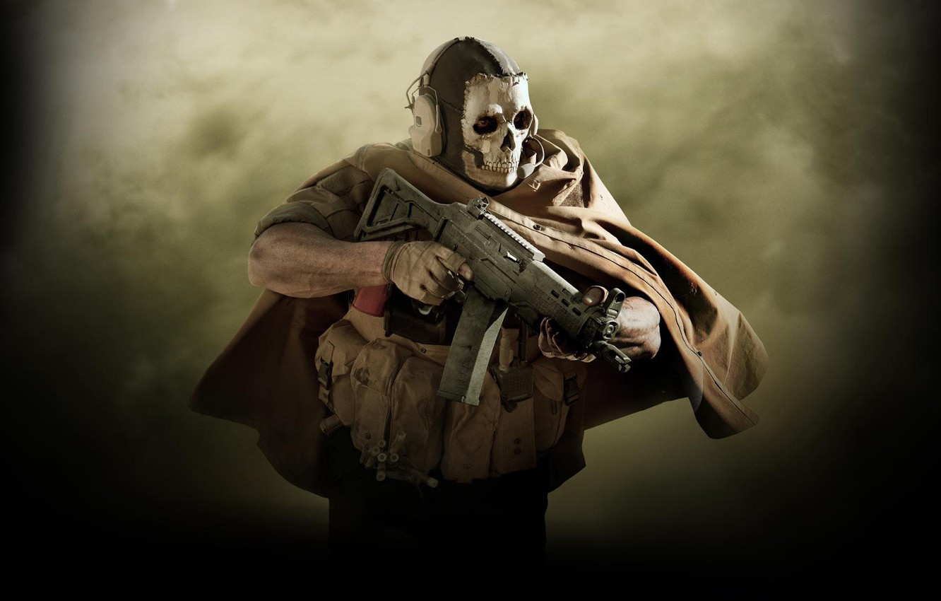 Wallpaper Weapons Mask Soldiers Call Of Duty Call Of Duty