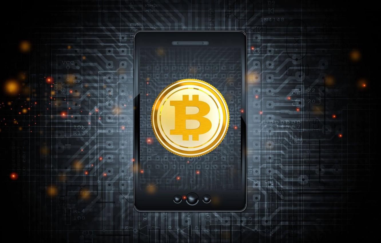 Wallpaper Logo Coin Clarification Mobile Bitcoin Bitcoin Btc Images For Desktop Section Hi Tech Download