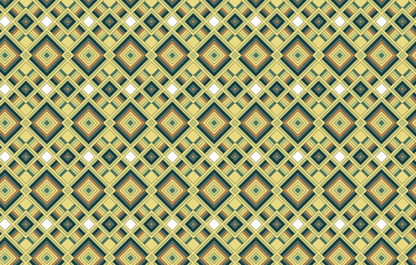Photo wallpaper abstraction, geometry, Abstract, style, modern, pattern, mosaic, geometric