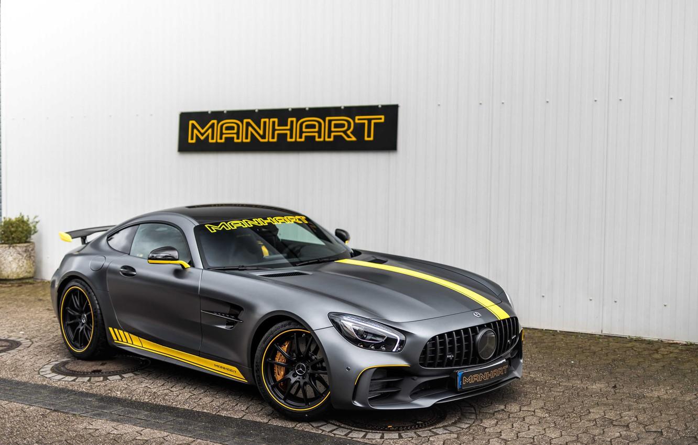 Photo wallpaper Mercedes-Benz, AMG, Manhart, GT R, C190, 2019