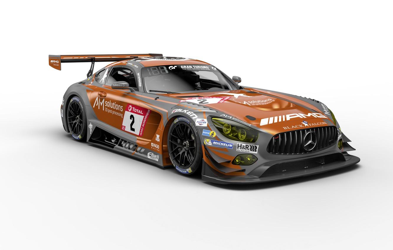 Photo wallpaper Motorsport, Mercedes - Benz, racing car, racing car, Nurburgring, Nürburgring, Motorsports, Mercedes-AMG GT3, 2019, Mercedes …
