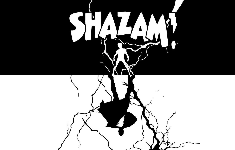 Photo wallpaper background, zipper, hero, hero, Shazam, Shazam