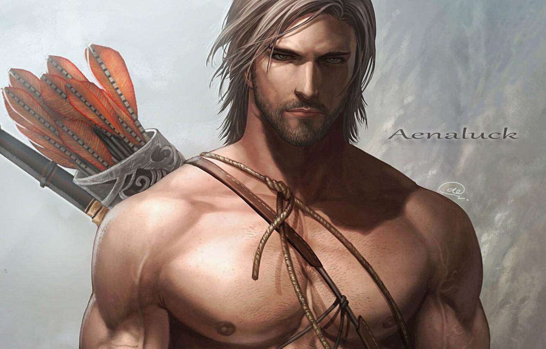 Sexy men of arrow