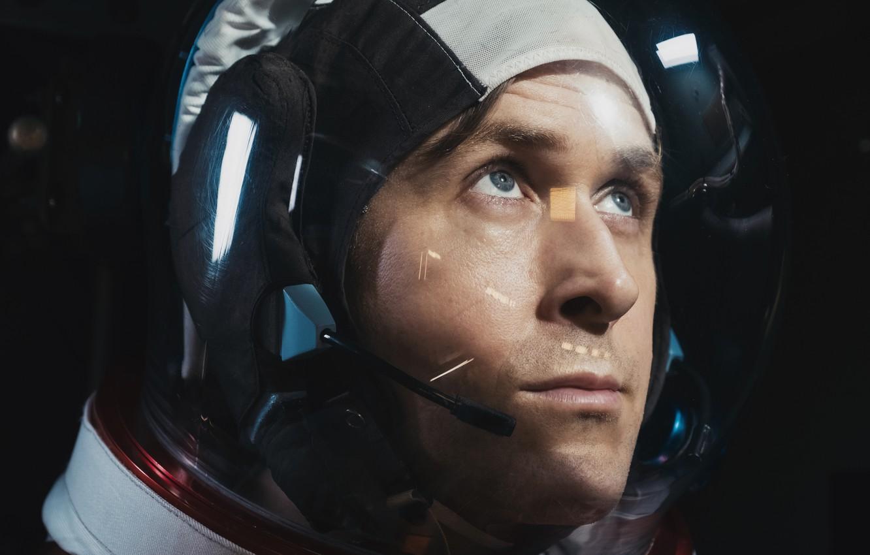 Wallpaper Astronaut Ryan Gosling Ryan Gosling First Man