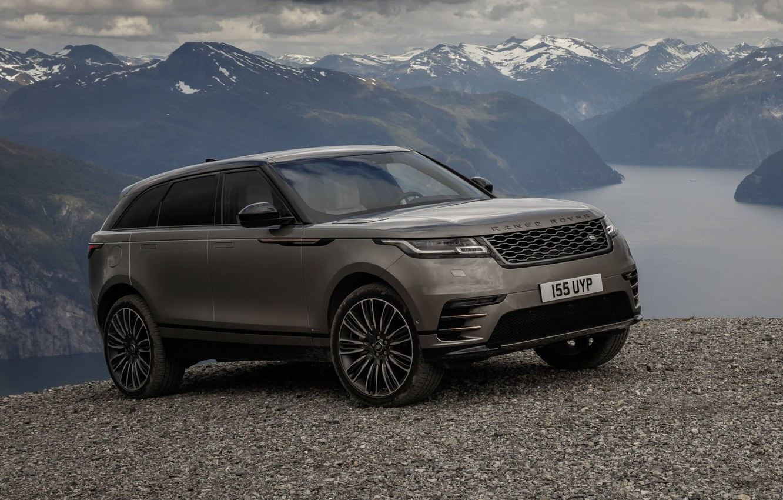 Photo wallpaper Range Rover, 2019, Vilar