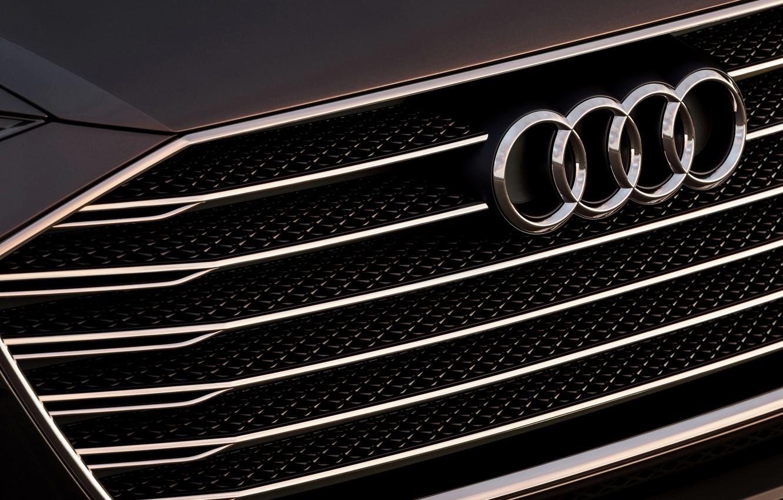 Photo wallpaper Concept, Audi, coupe, grille, Coupe, 2014, Prologue