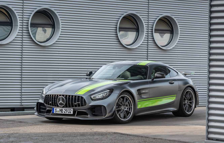 Photo wallpaper Mercedes-Benz, AMG, PRO, GT R, 2019
