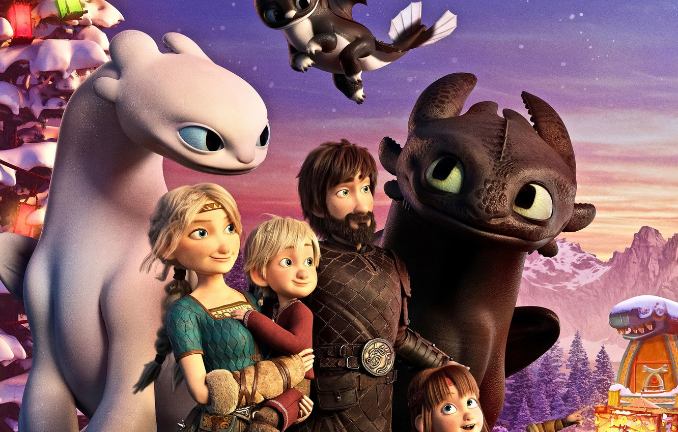 How To Train Your Dragon 2 2014 Phone Wallpaper Moviemania