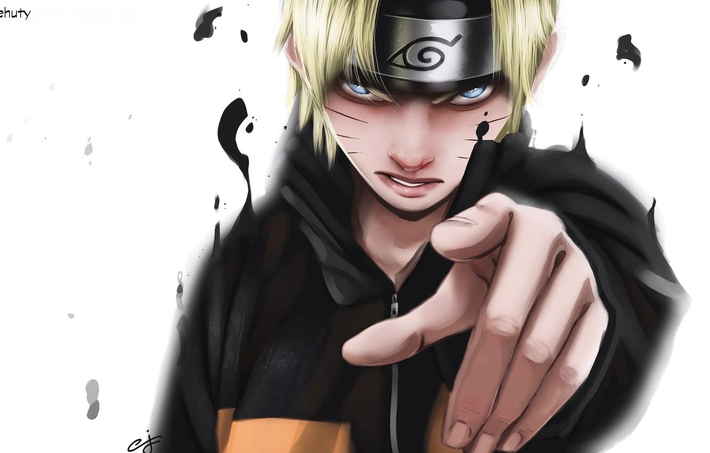 Wallpaper Look Anger White Background Naruto Naruto Uzumaki Boruto Images For Desktop Section Syonen Download