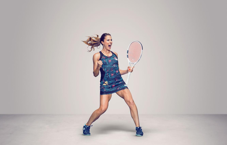 Photo wallpaper Sport, Tennis, French, WTA, Alize Cornet, Alize, Cornet