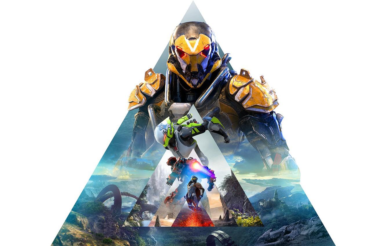 Photo wallpaper BioWare, Electronic Arts, Anthem, Legion of Dawn
