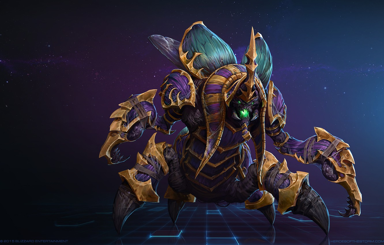 Wallpaper Warcraft Blizzard Warcraft 3 Anubarak Mr